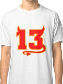 Lucky Devil 13  Classic T-Shirt