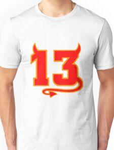 Lucky Devil 13  Unisex T-Shirt