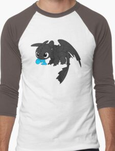 Toothless Men's Baseball ¾ T-Shirt