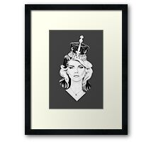 Debbie Harry Framed Print