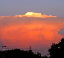 Flat top cloud by ♥⊱ B. Randi Bailey