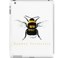 Bombus Terrestris or just Bee iPad Case/Skin
