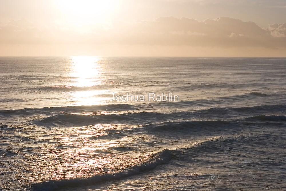 Sunrise at the Beach by Joshua Rablin