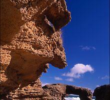 'Cliff Face' by Albert Sulzer