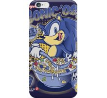 SONIC´OS iPhone Case/Skin