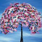 Blossom Tree by cathyjacobs