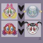 Candy Eyes by esjee