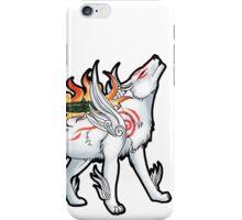 Amaterasu - Okami iPhone Case/Skin