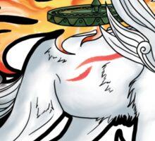 Amaterasu - Okami Sticker