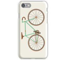 Green Fixie iPhone Case/Skin