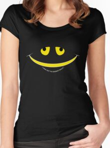 I've got the biggest smile! Women's Fitted Scoop T-Shirt