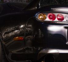CarAndPhoto - Toyota Supra - 4 PWALKR Sticker
