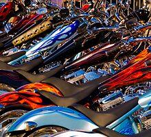 Daytona Choppers by Bob Melgar