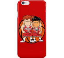 Chibi Slam Dunk iPhone Case/Skin
