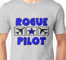 rogue pilot Unisex T-Shirt