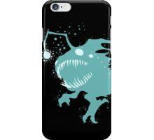 Deep Sea Kog'Maw Ink Black iPhone Case/Skin