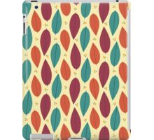 When the leaves come falling down iPad Case/Skin