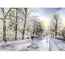 Greenwich Park London Art Photographic Print