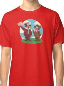 Yogi and Boo Boo Classic T-Shirt