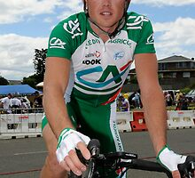 Simon Gerrans by Nigel  Owen