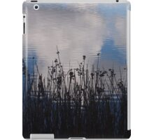 Reeds on the Lake iPad Case/Skin