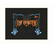 The Hunter Art Print