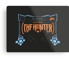 The Hunter Metal Print