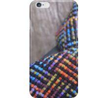 Handweaving: Sunset iPhone Case/Skin
