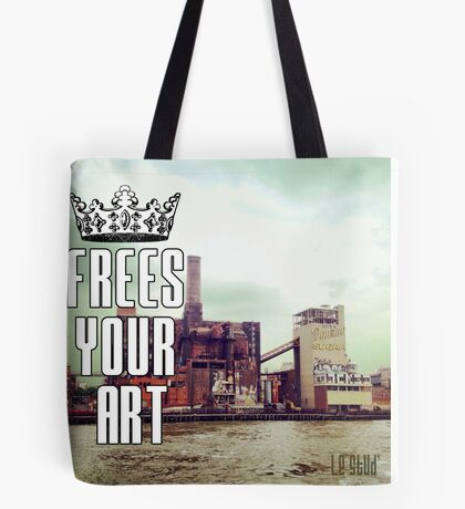 FYA - Frees Your Art #2 Tote Bag