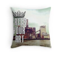 FYA - Frees Your Art #2 Throw Pillow