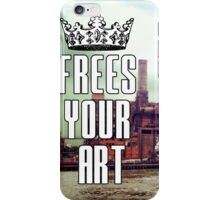 FYA - Frees Your Art #2 iPhone Case/Skin