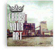 FYA - Frees Your Art #2 Metal Print