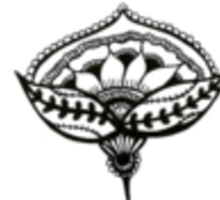 Dandeflower Sticker