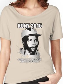 KONY 2015 Women's Relaxed Fit T-Shirt