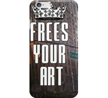 FYA - Frees Your Art #4 iPhone Case/Skin