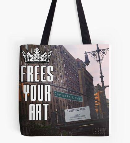 FYA - Frees Your Art #4 Tote Bag
