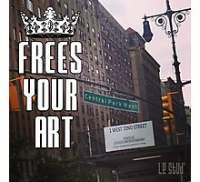 FYA - Frees Your Art #4 Photographic Print