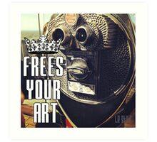 FYA - Frees Your Art #5 Art Print