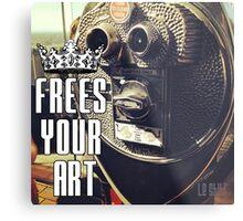 FYA - Frees Your Art #5 Metal Print