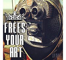 FYA - Frees Your Art #5 Photographic Print