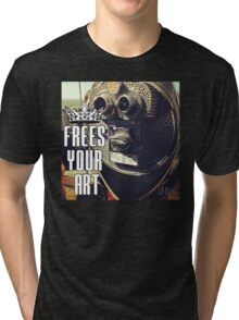 FYA - Frees Your Art #5 Tri-blend T-Shirt