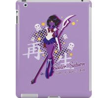 Soldier of Ruin and Birth iPad Case/Skin