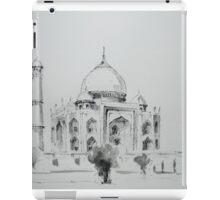 Taj Mahal iPad Case/Skin