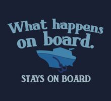 What happens on board... stays on board by jazzydevil