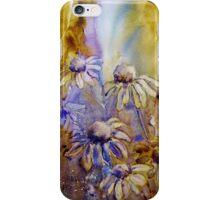 Cone Flowers iPhone Case/Skin