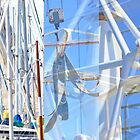 masts and marina structures by terezadelpilar~ art & architecture