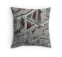 Swords of Damocles Throw Pillow