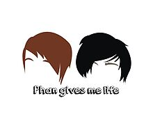 Dan & Phil | Phan gives me life by what- doyoueveninternet