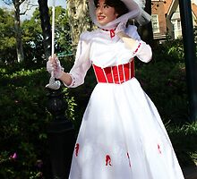 Mary Poppins by RozeeRossi