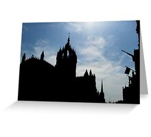 St Giles Cathedral Greeting Card